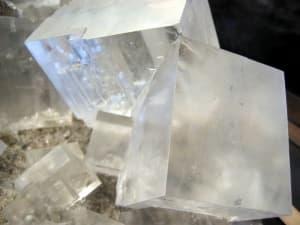 кристалл соли
