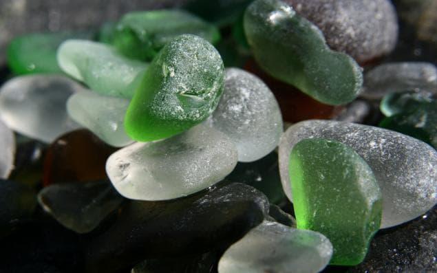 сахарное стекло