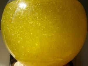 химический опыт золотой дождь