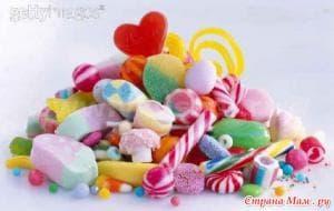 сладкий привкус во рту