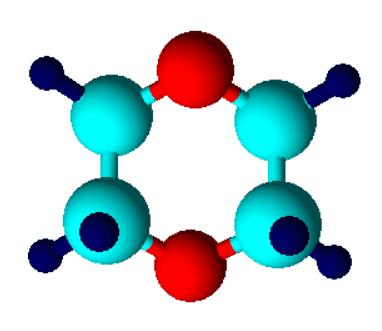 молекула диоксина